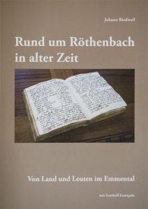 Rund um Röthenbach in alter Zeit